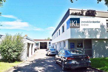Halle mit Sozialräumen und 3 Büros, angenehme Arbeitsplätze in verkehrsgünstiger Lage in Ulm, 89079 Ulm, Halle