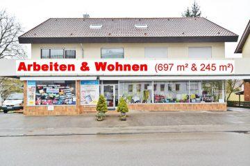 Großes Geschäftshaus mit zwei Wohnungen, 74405 Gaildorf, Sonstige