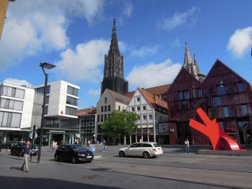 Mitten in Ulm. Ihr Wunschbüro., 89073 Ulm, Bürohaus