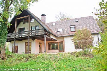 Viel Platz! Arzthaus! Großzügiges Wohnen für die Familie mit Büro im Haus, 92237 Sulzbach-Rosenberg, Zweifamilienhaus