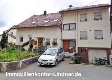 2 Häuser zu 1 Preis! Beliebte Lage!, 72639 Neuffen, Mehrfamilienhaus