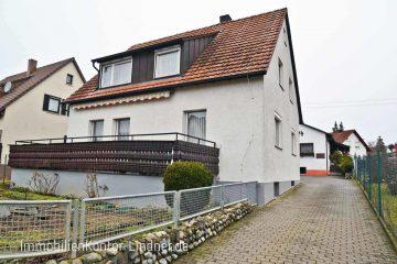 Gemütliches 1-2-Familienhaus mit Potential, 5 Zimmer, 110 m² Wfl., 89198 Westerstetten, Einfamilienhaus