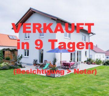 Verkauft in 9 Tagen. Bj. 2010 in Ulm Nähe, 89134 Blaustein, Einfamilienhaus